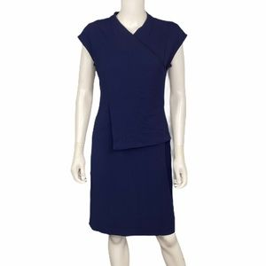 MM Lafleur Blue Dress Size 10
